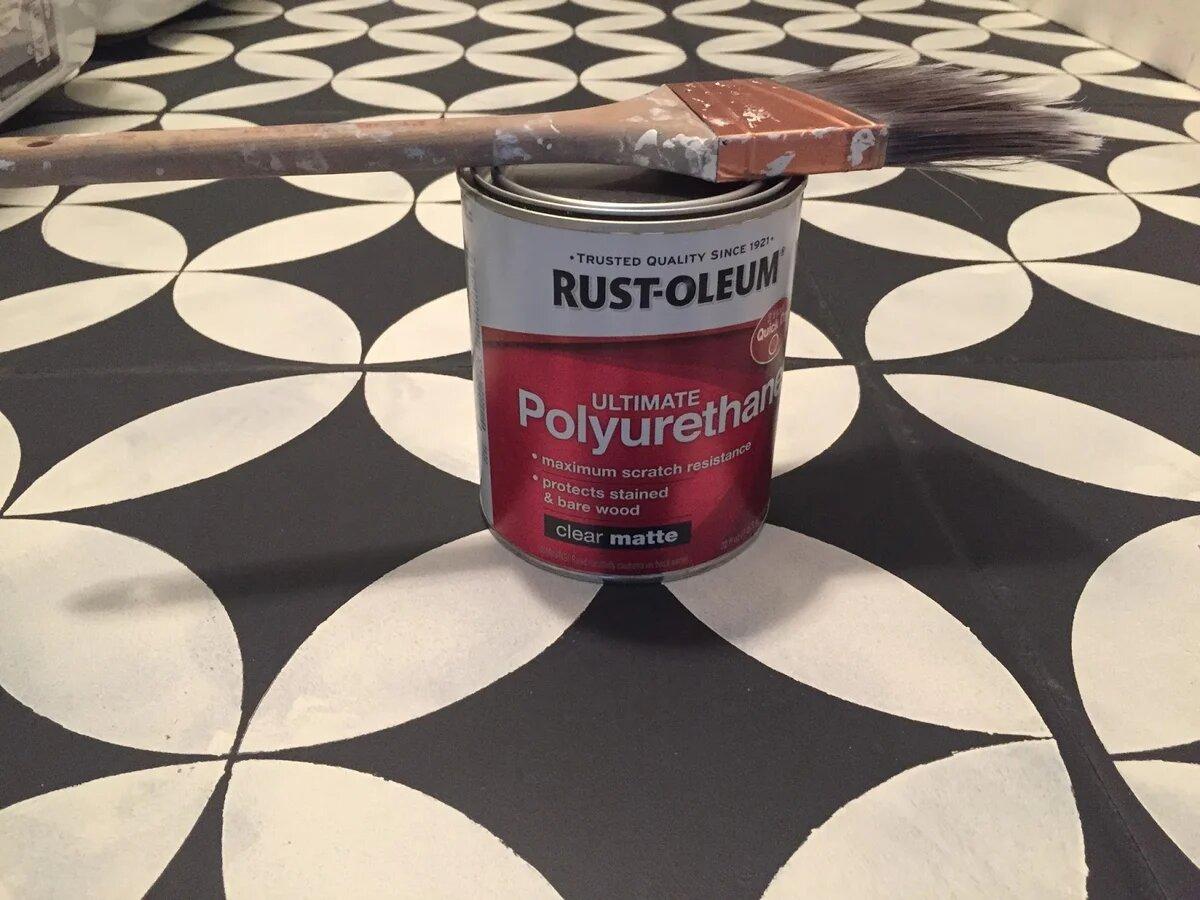 Краска полиуретановая