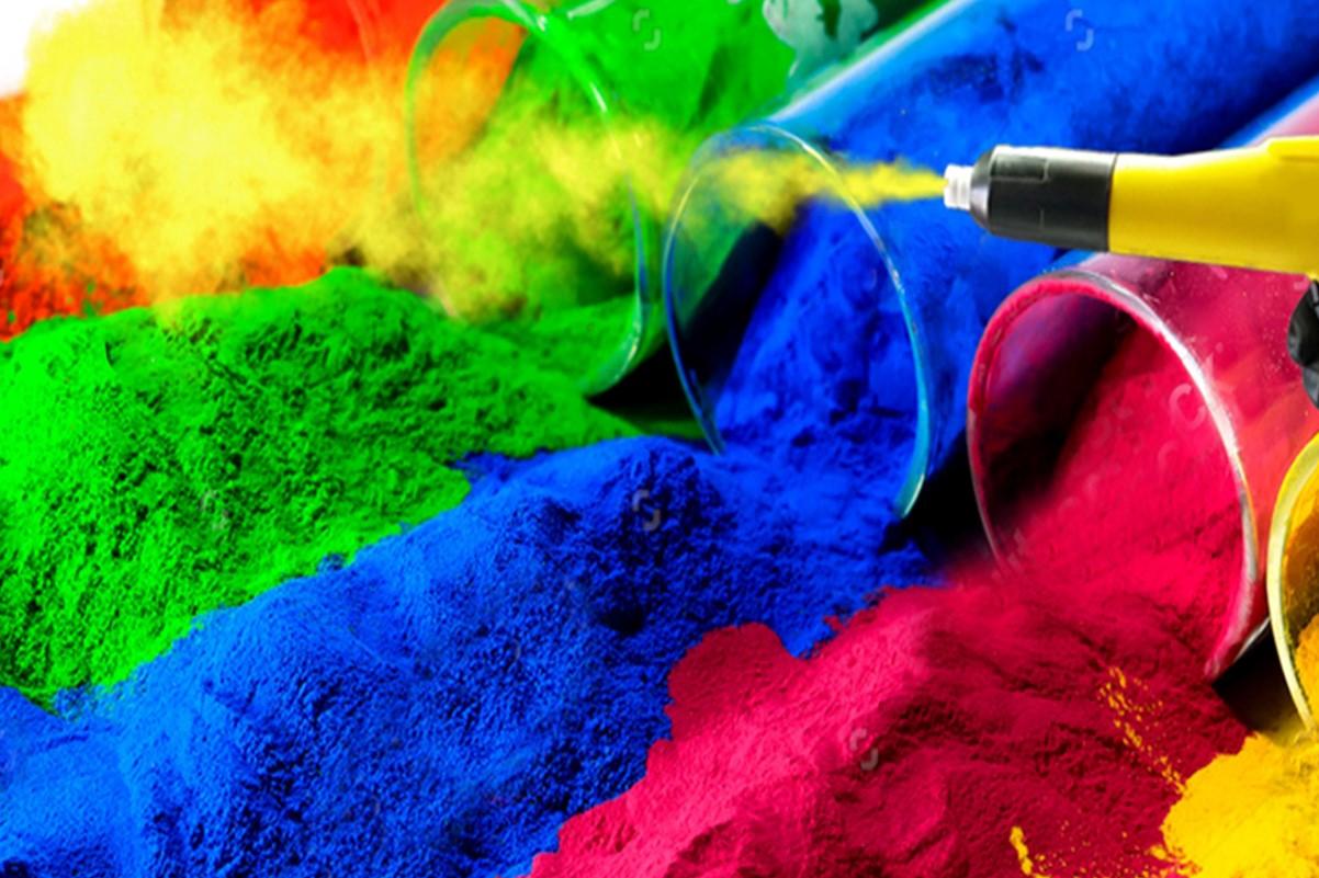 Пигменты для краски