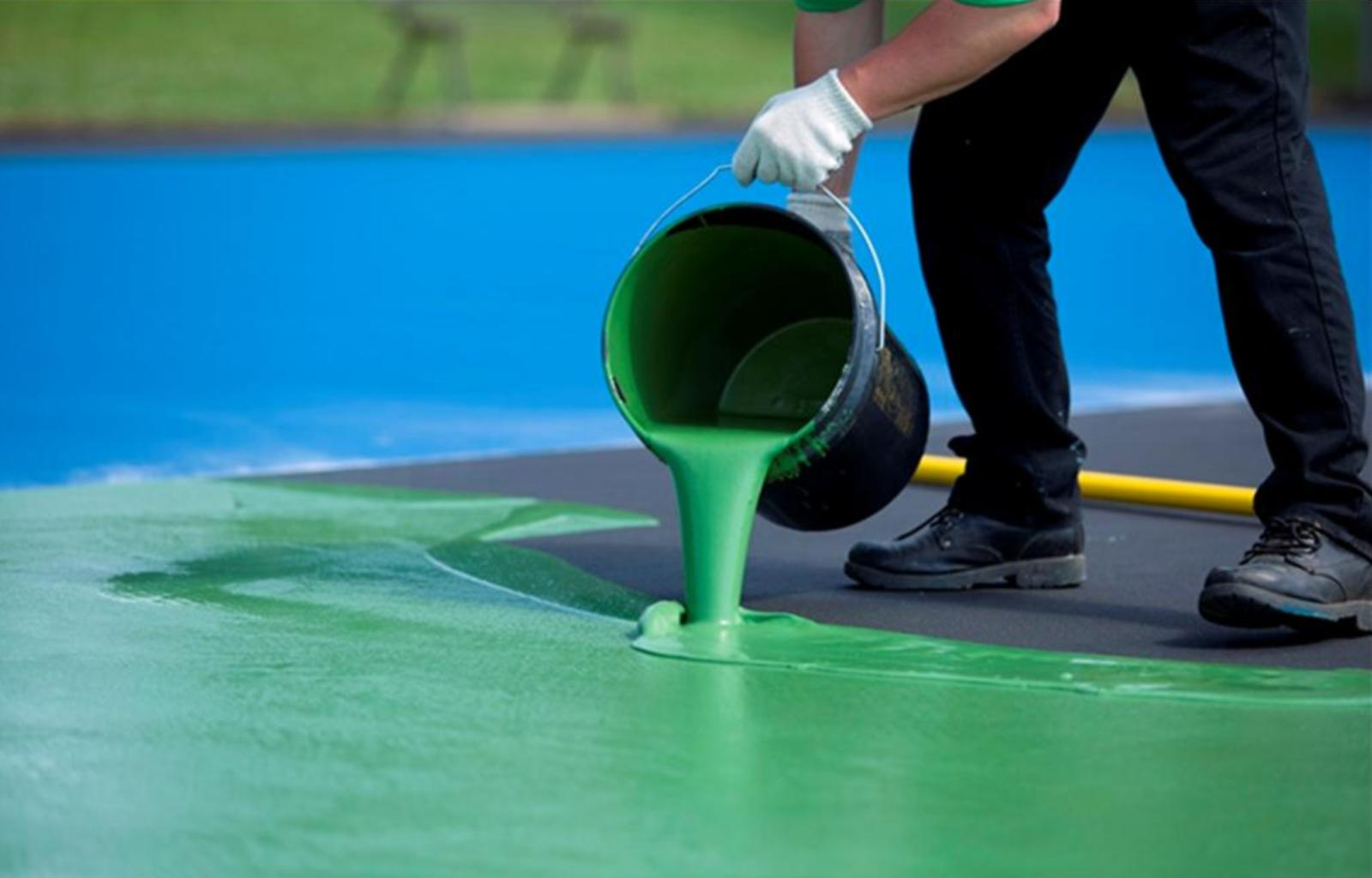 Фото резиновой краски