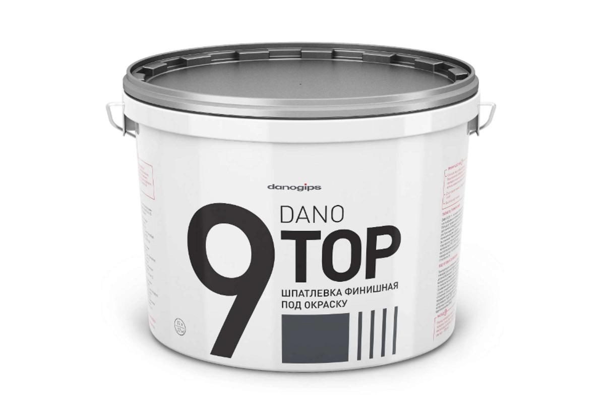 Шпаклевка Danogips