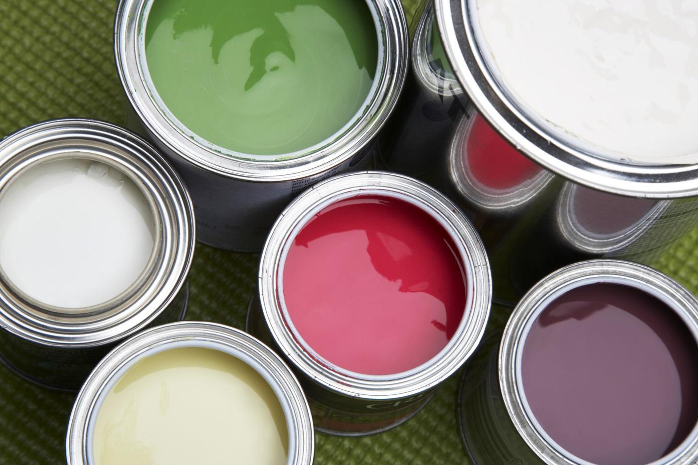 Фото силикатной краски