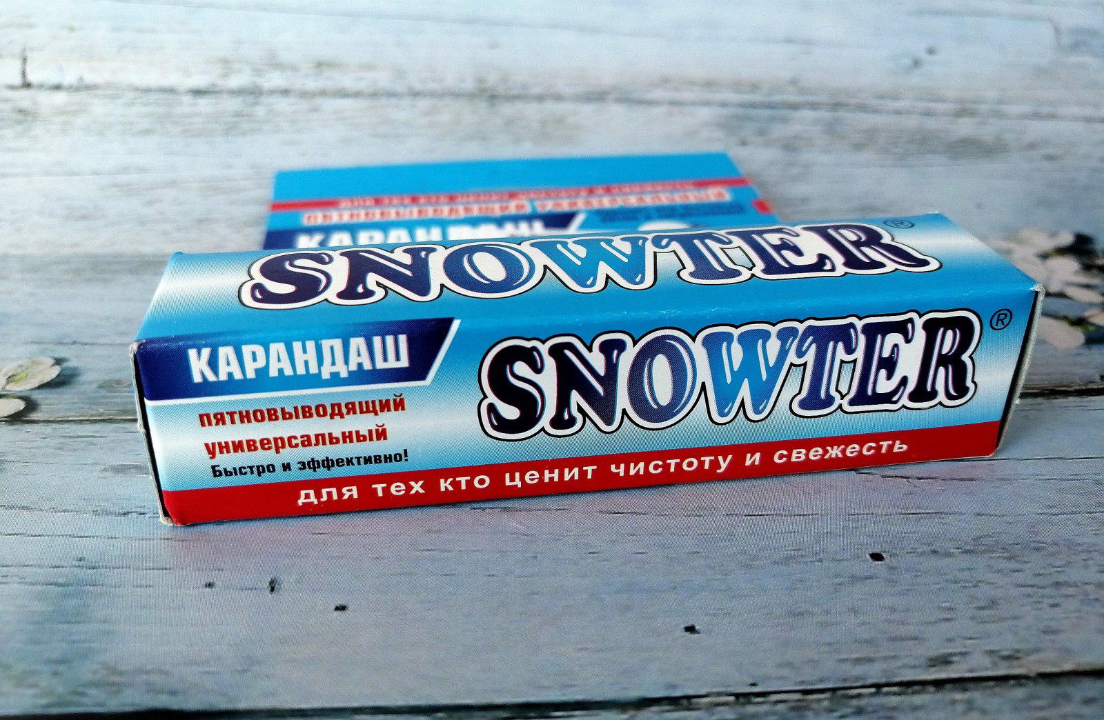 Чистящий карандаш Snowter