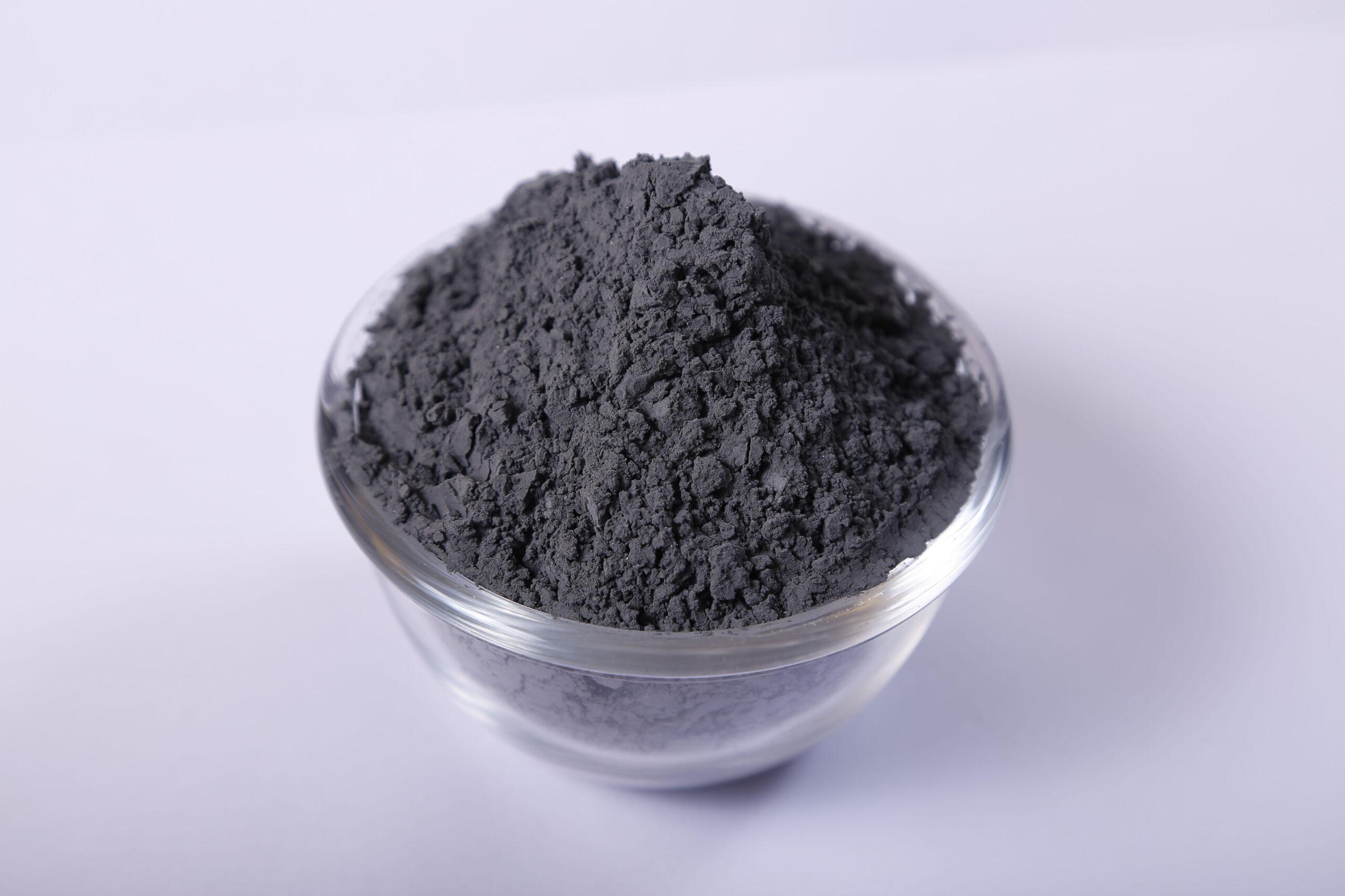 Фото цинковой пыли