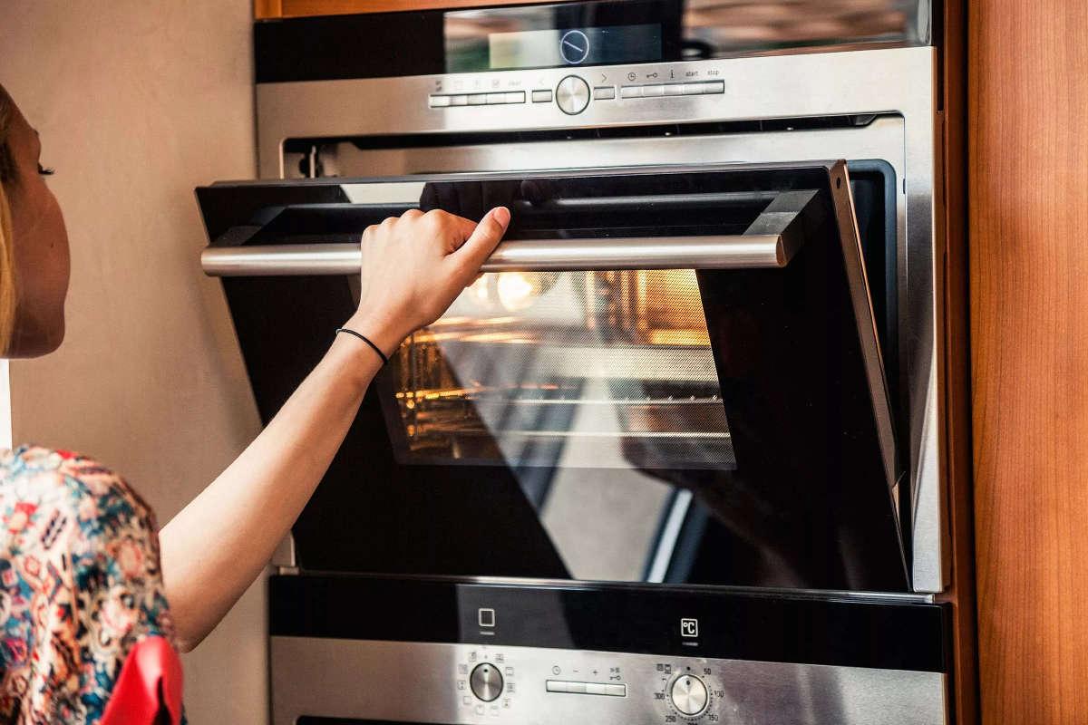 Фото духовки