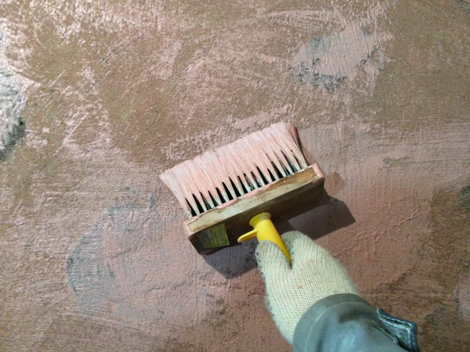 Грунтовка бетона снаружи
