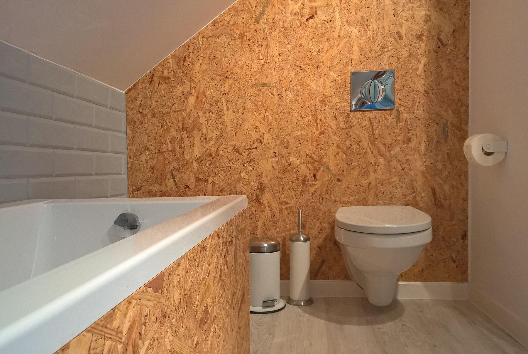 ОСБ плиты в ванной