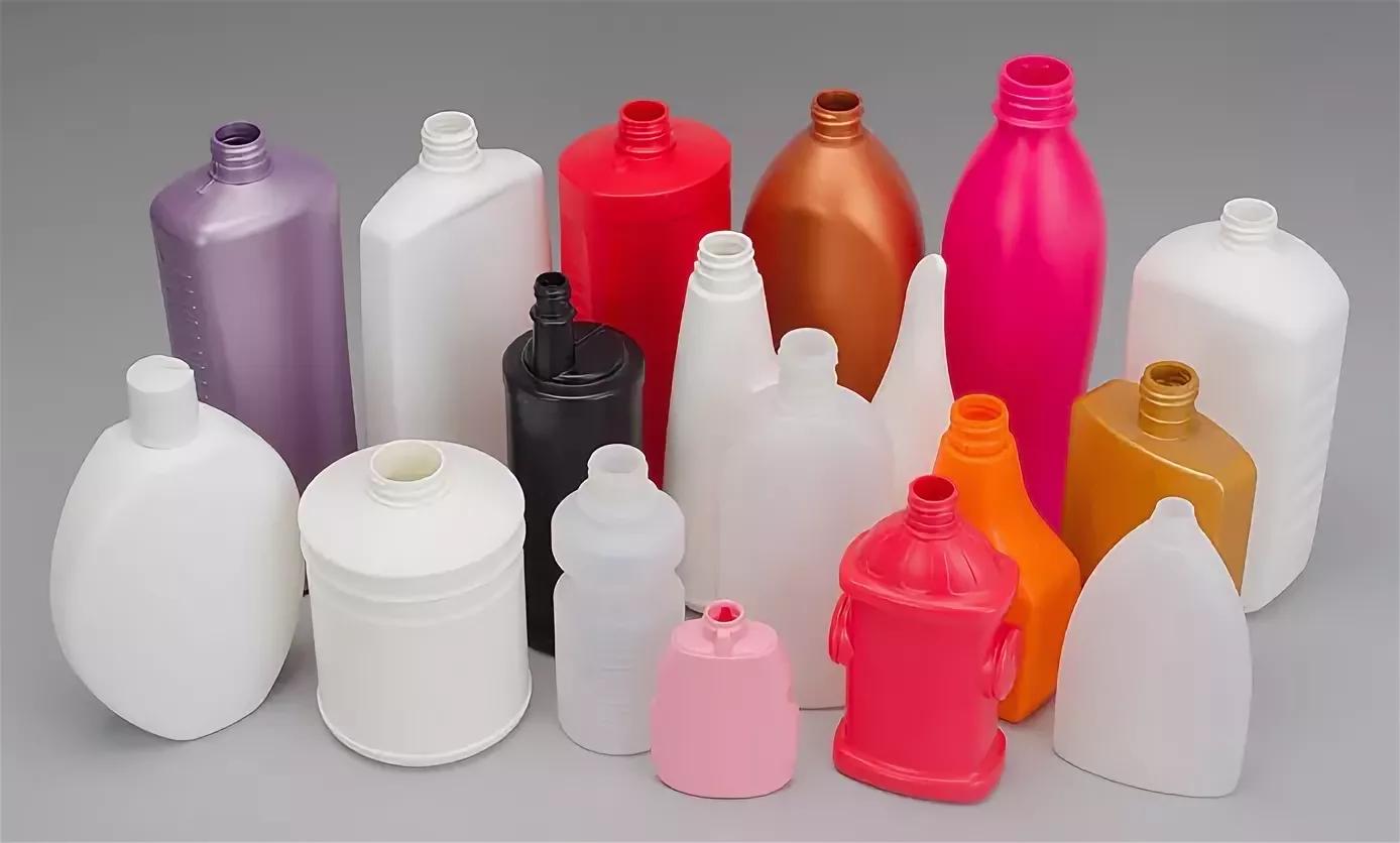 Фото пластика HDPE