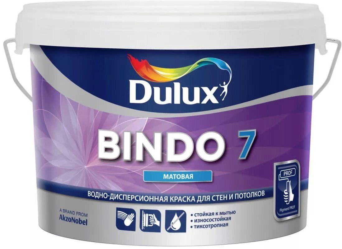 Краска Bindo 7 BW
