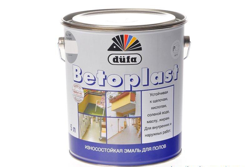 Фото краски Dufa Betoplast