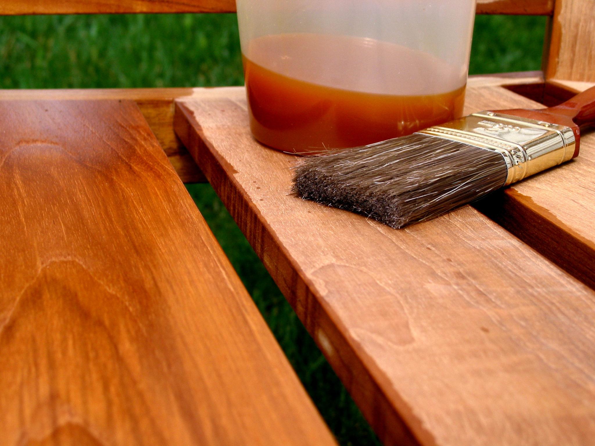 Масло для обработки дерева