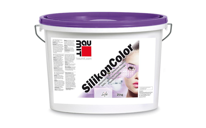 Фото силиконовой краски