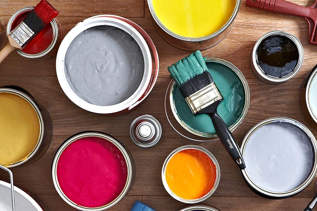 Водорастворимые краски