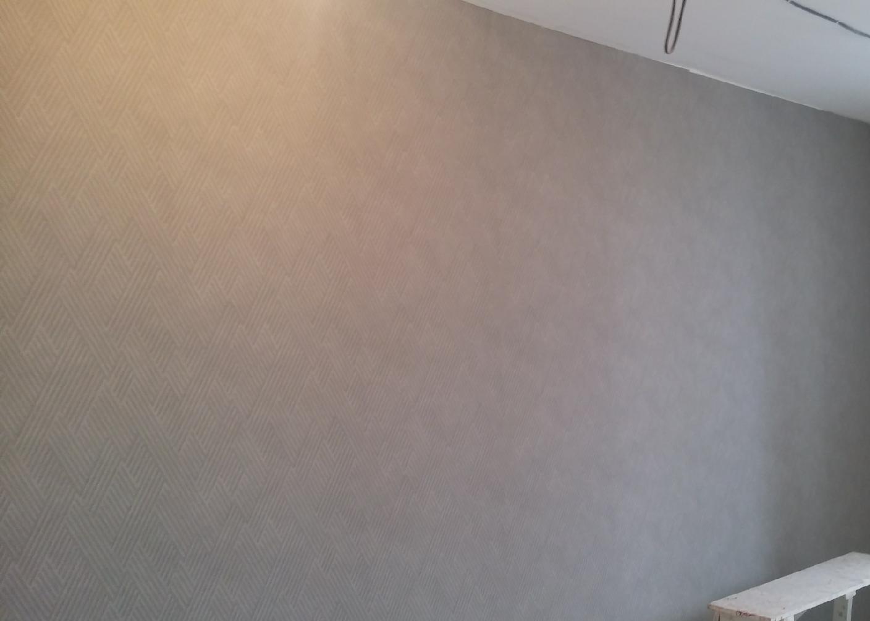 Флизелин малярный на стенах