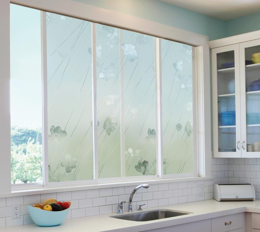 Фото окон на кухне