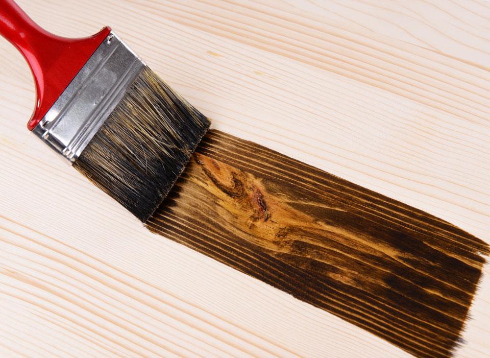 Краска для древесины