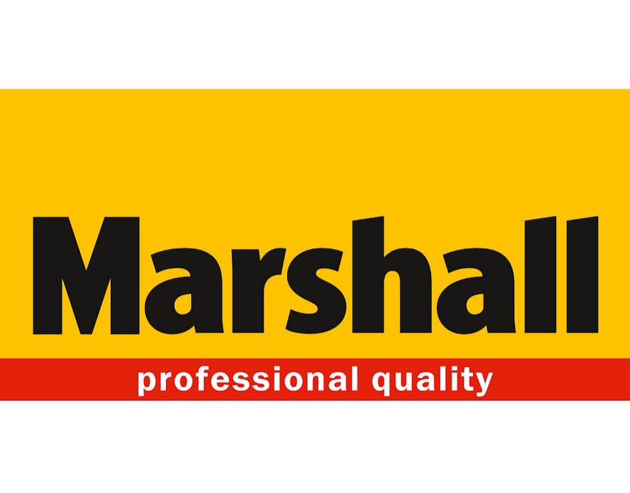 Логотип компании Маршал