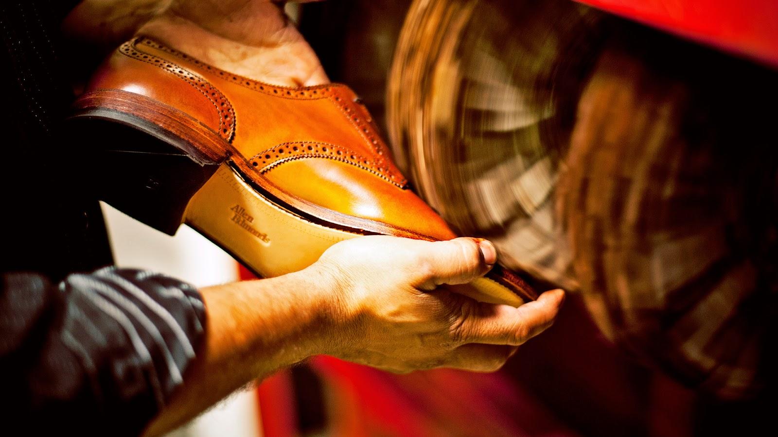 Обувь на ремонте