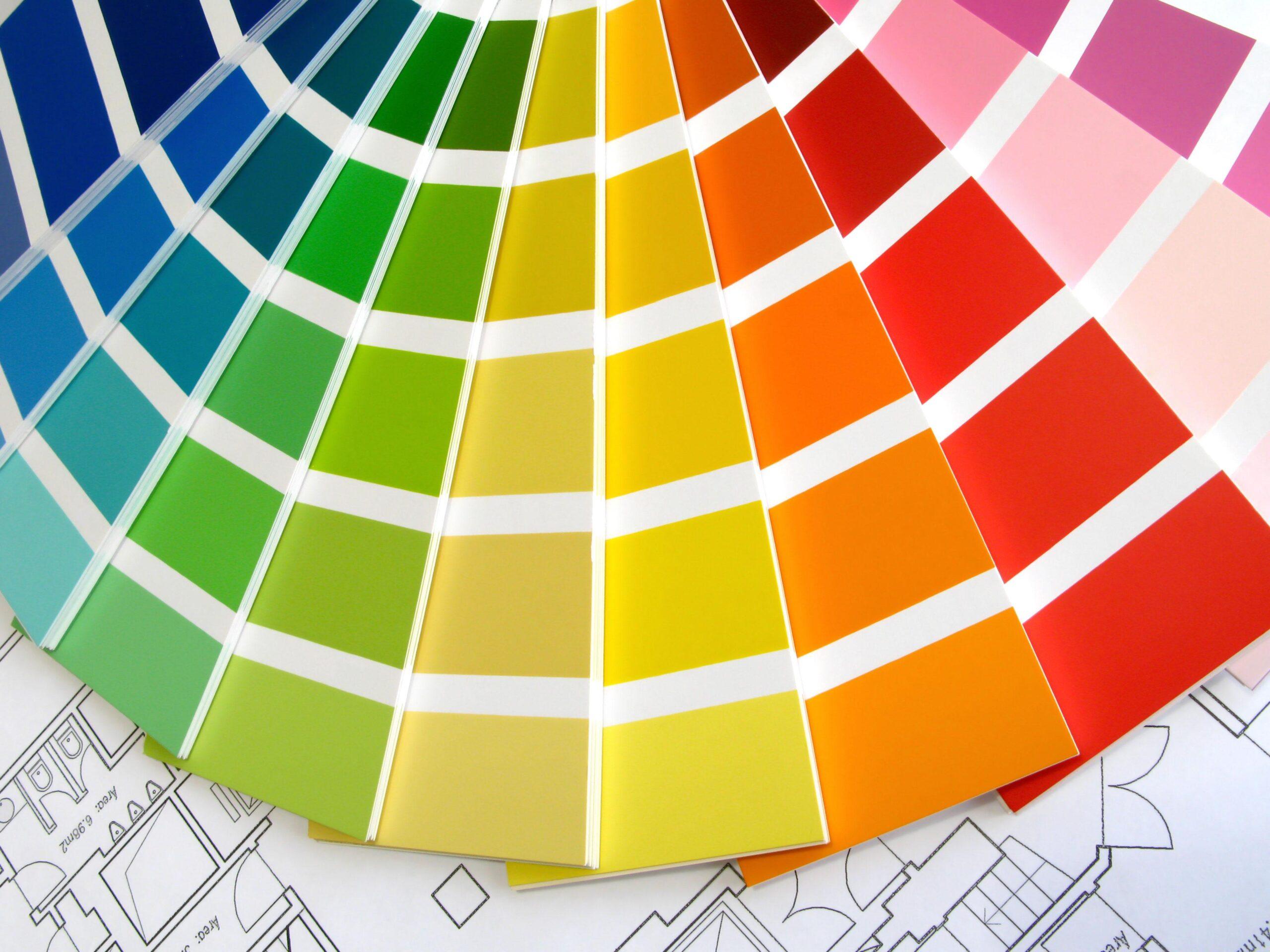 Палитра для красок