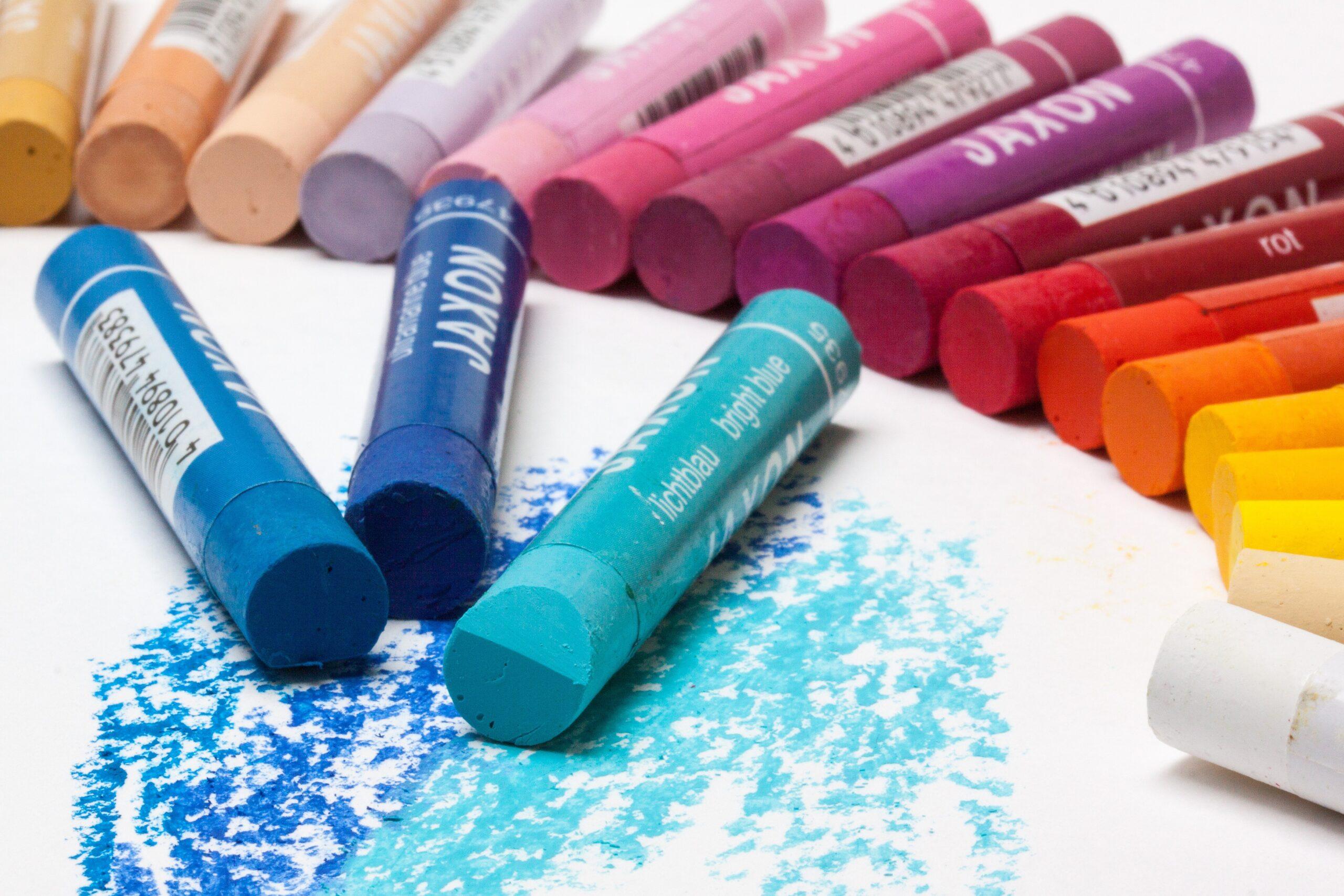 Пастельные краски