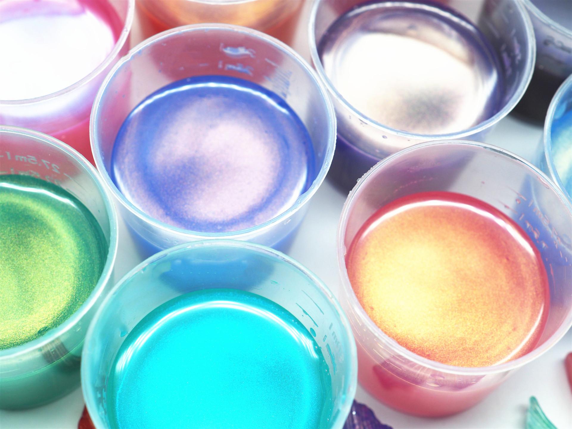 Перламутровые краски