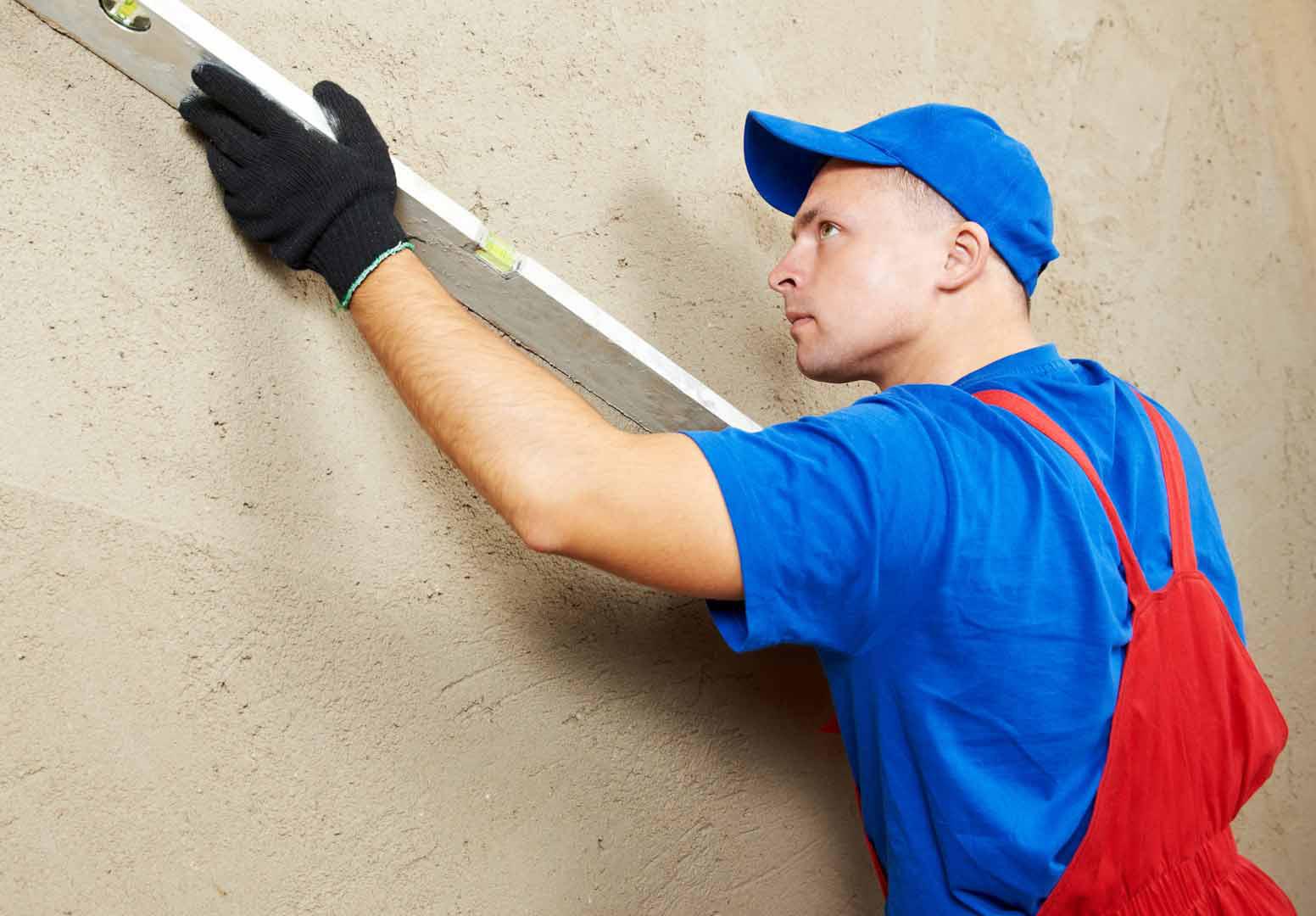 Проверка ровности стен