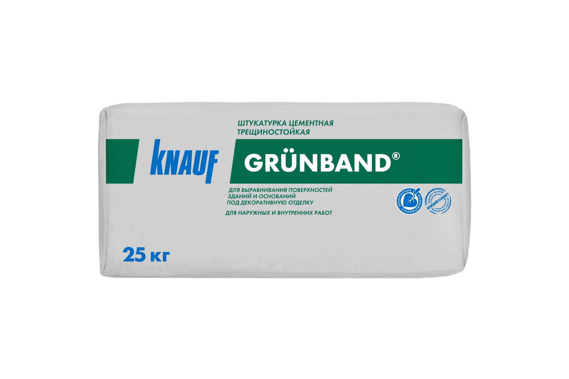 Фото штукатурки Knauf grunband