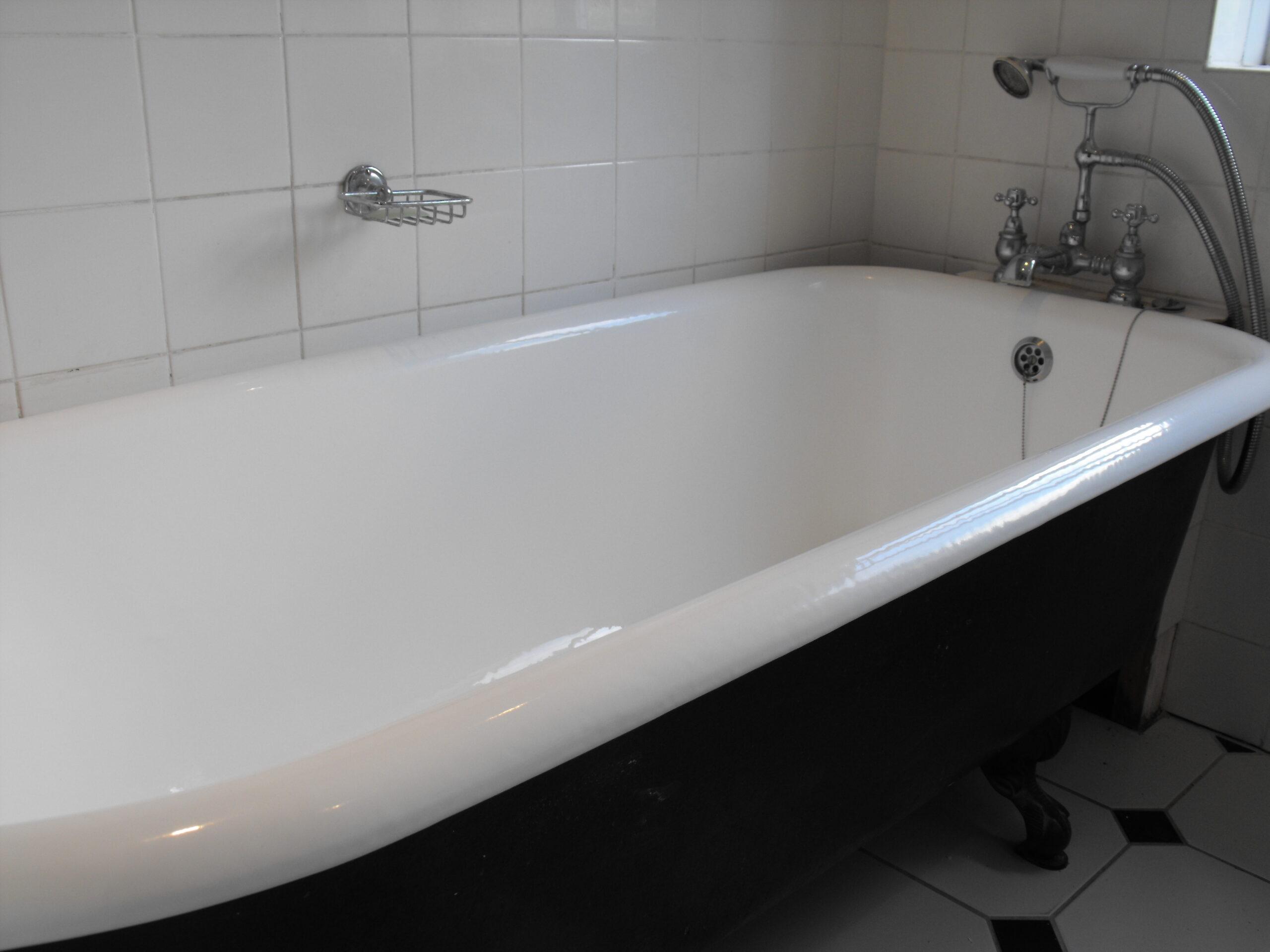 Эмалированная ванна