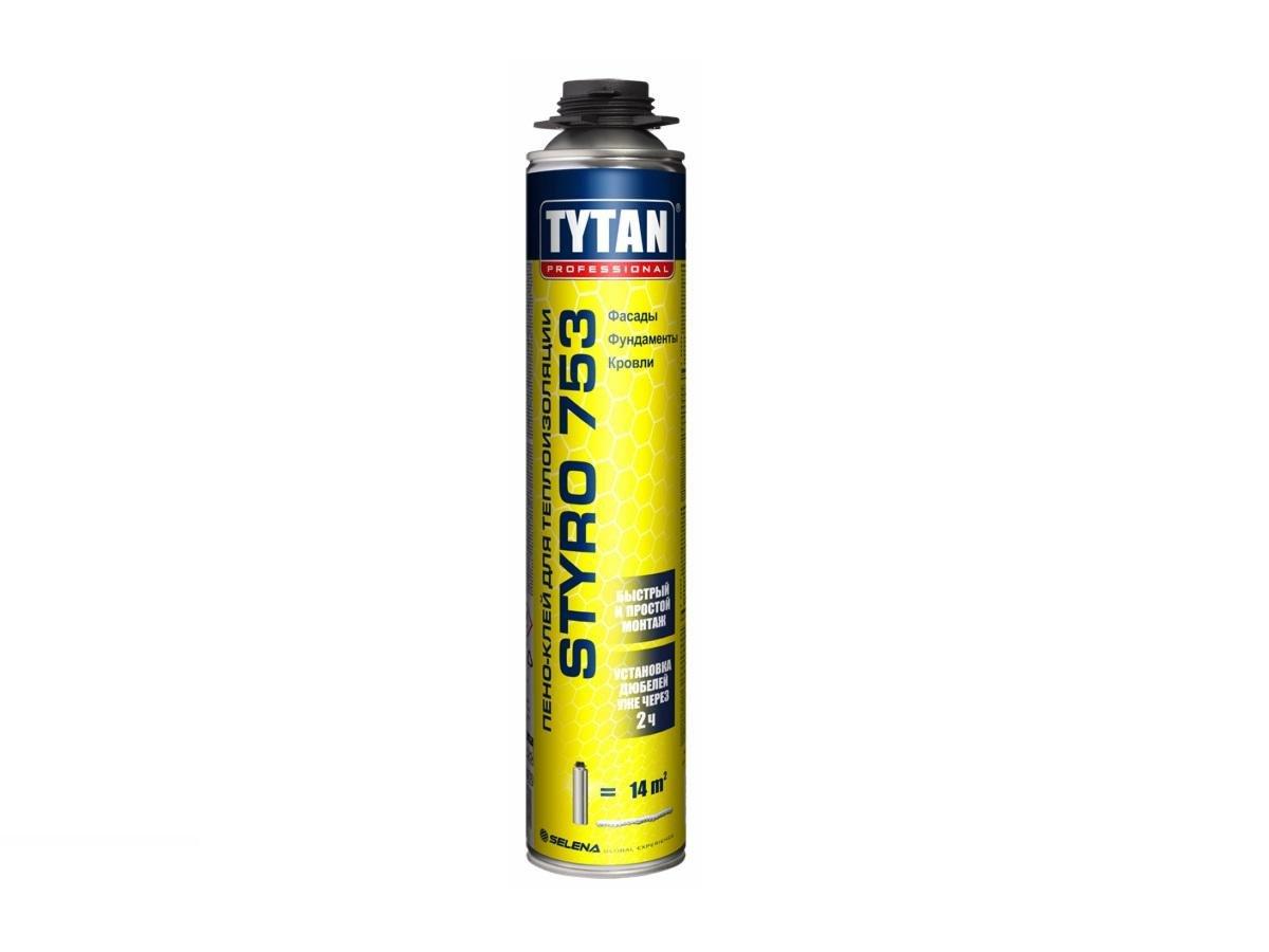 Клей Titan Professional Styro 753