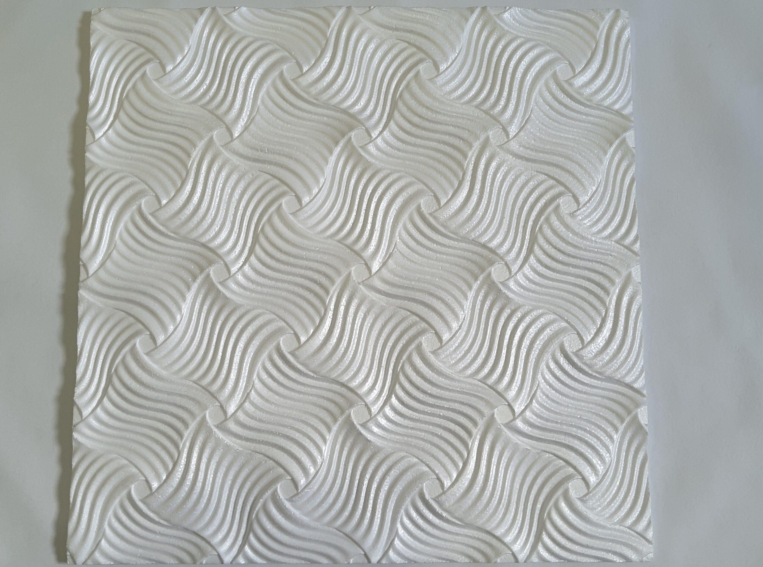 Пенопластовая плитка