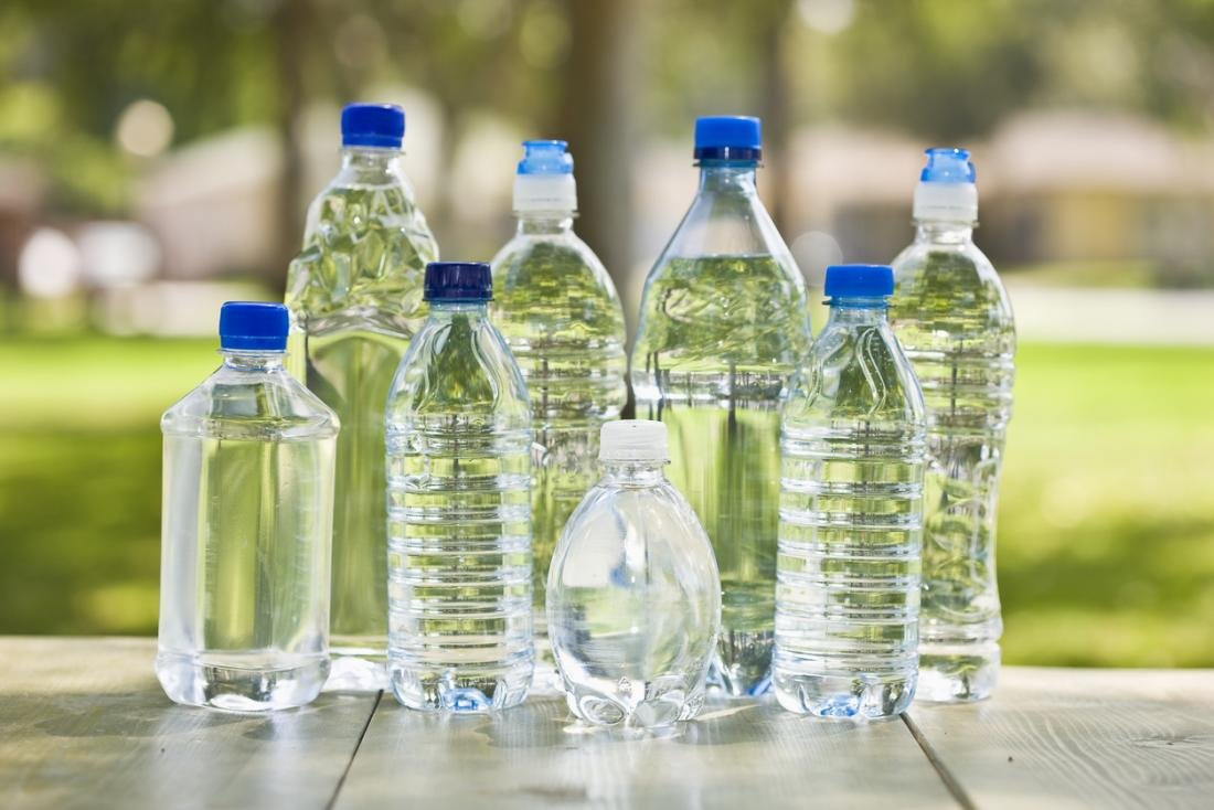 Фото бутылок с водой