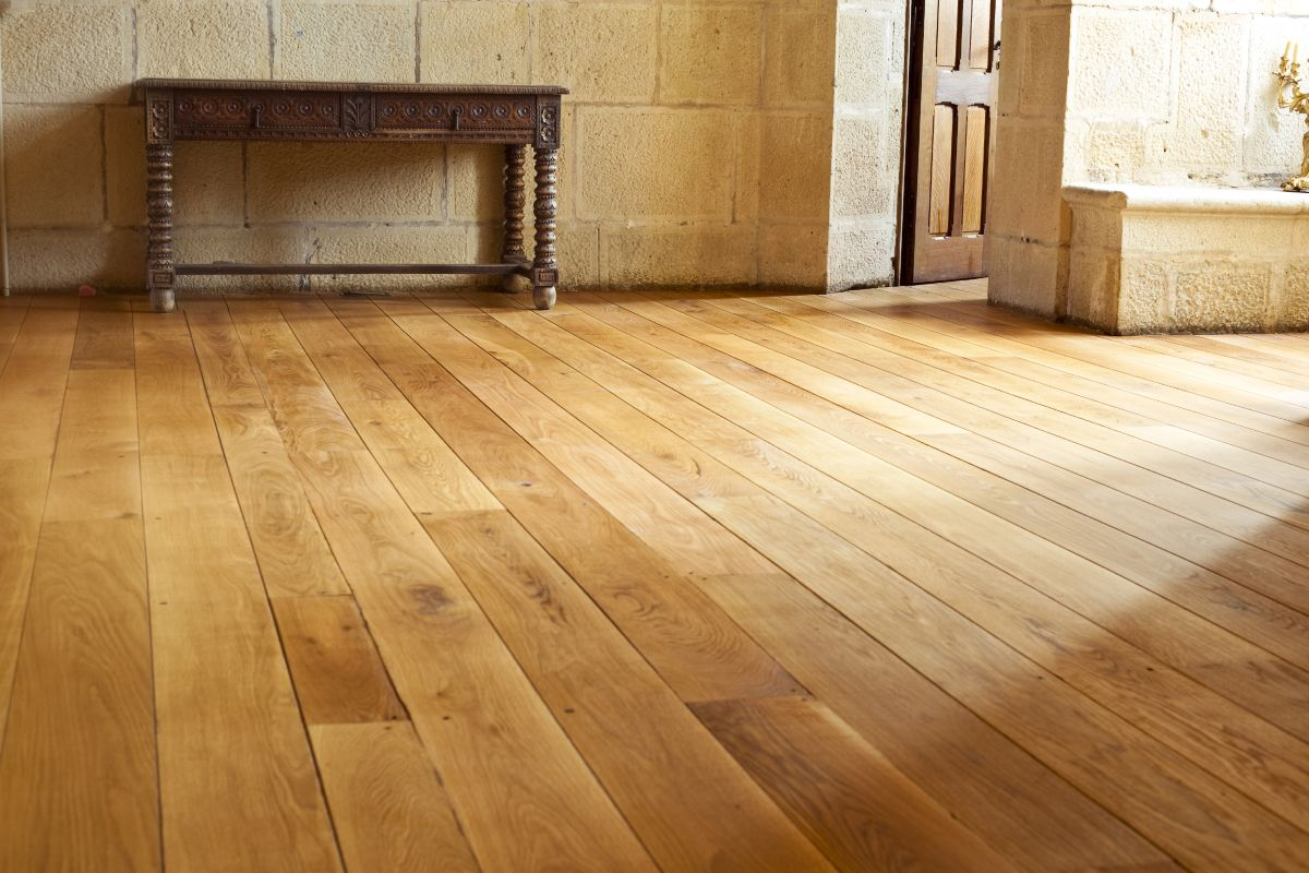 Фото деревянного пола