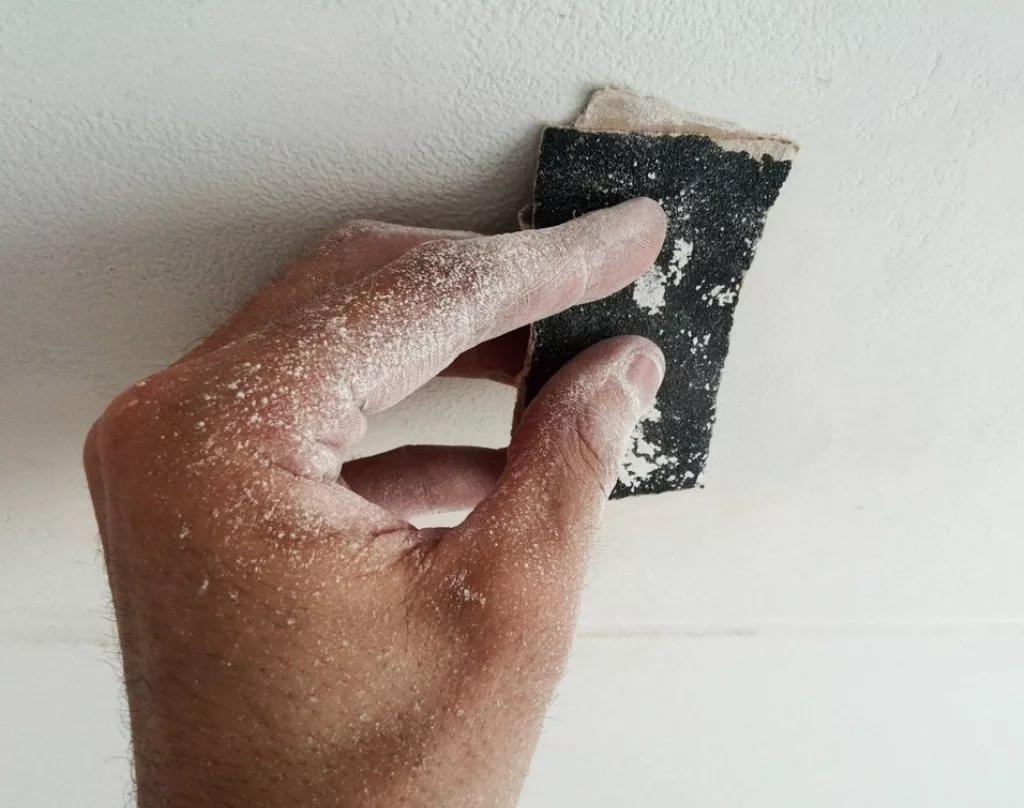 Шлифовка стен