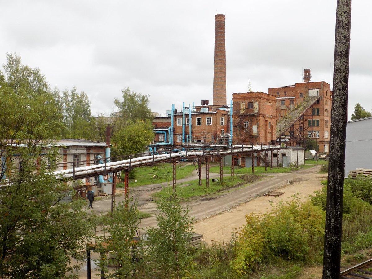 Дмитриевский химический завод