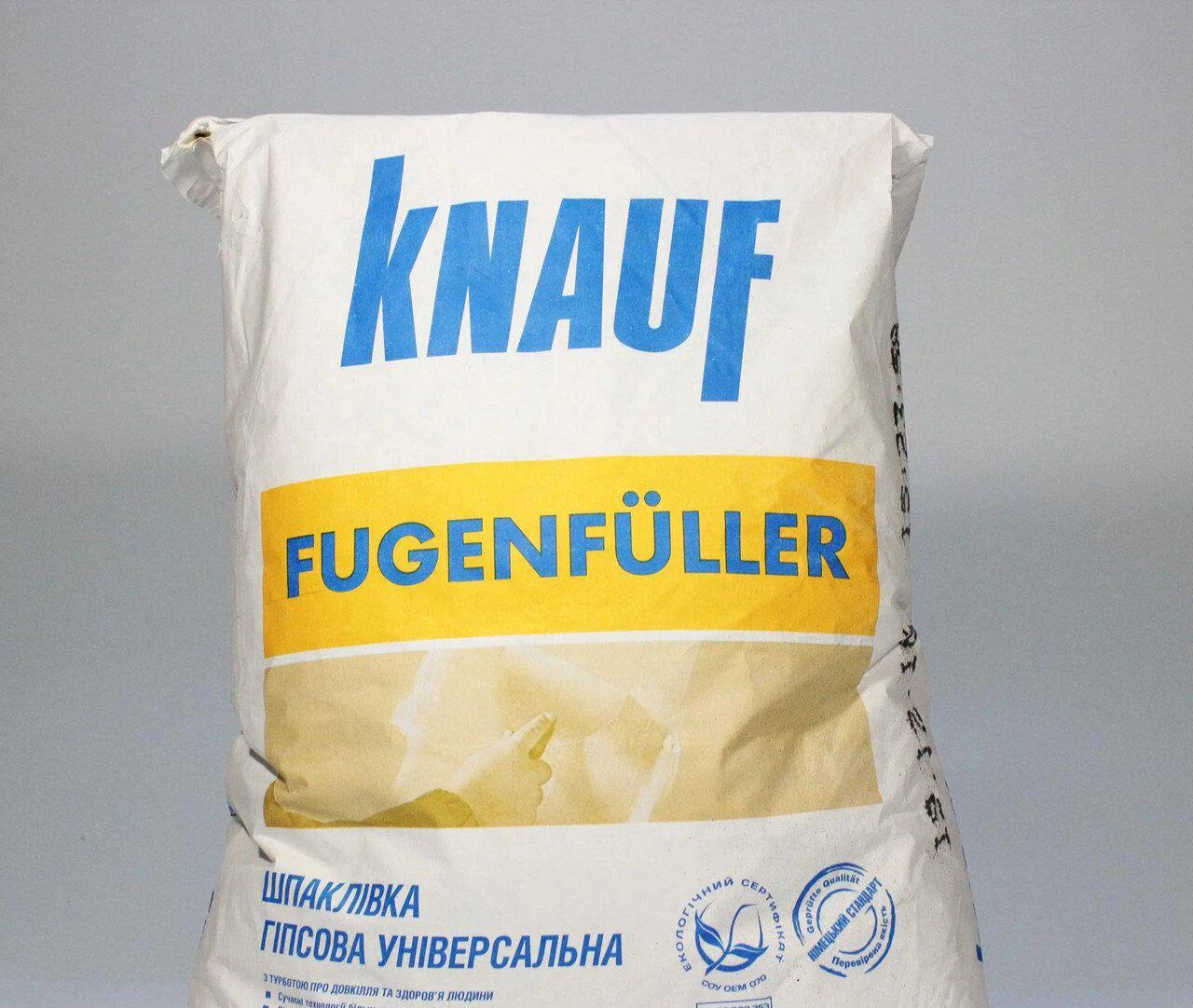 Клей Knauf Fugenfuller
