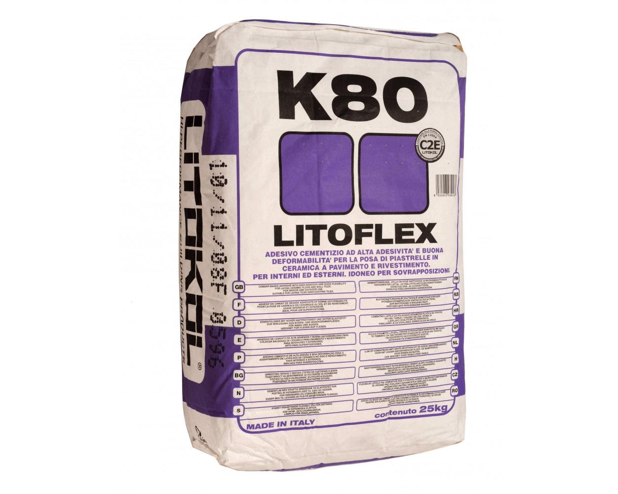 Клей Litofleks L80