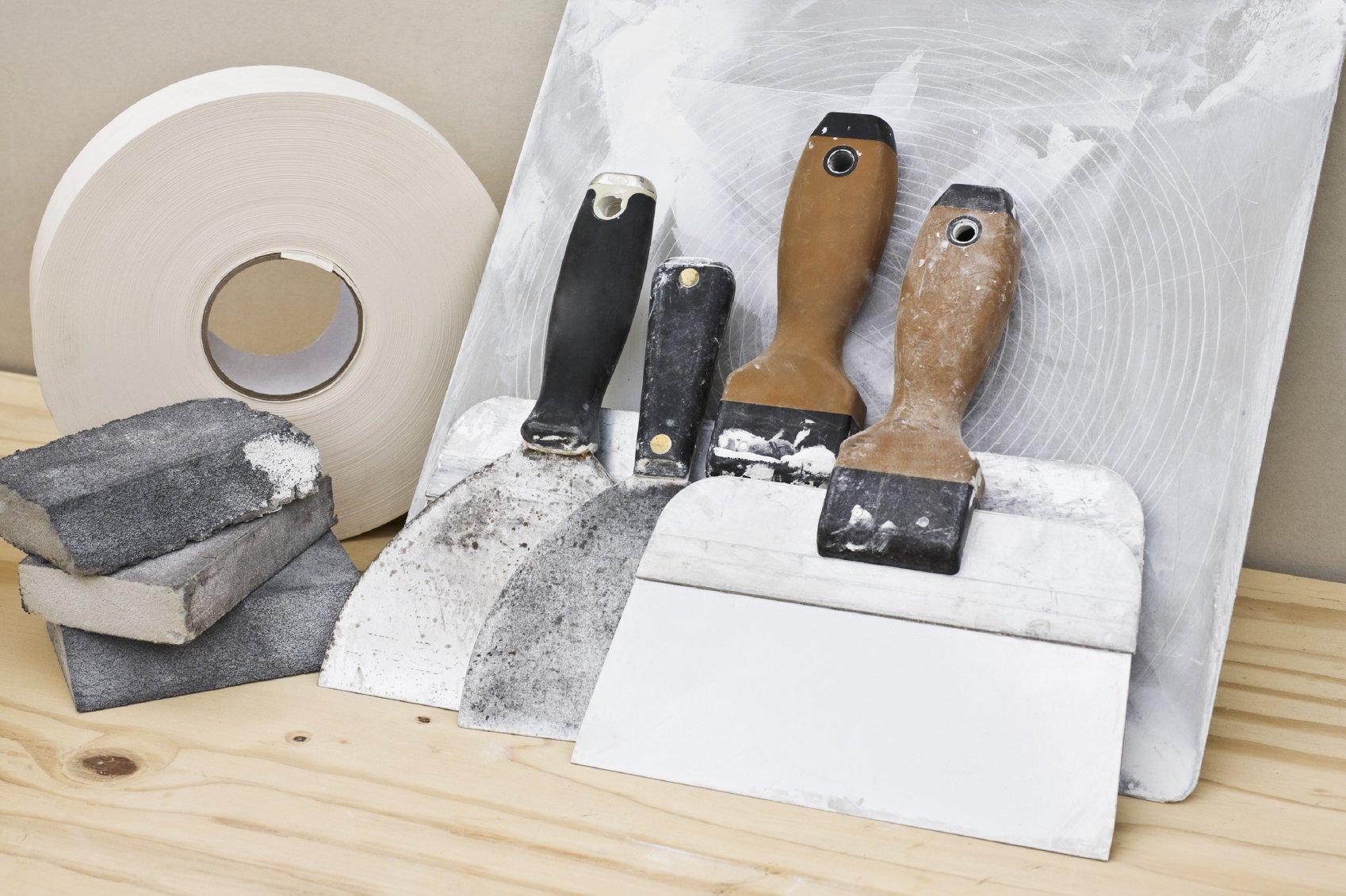 Фото шпаклевочных инструментов