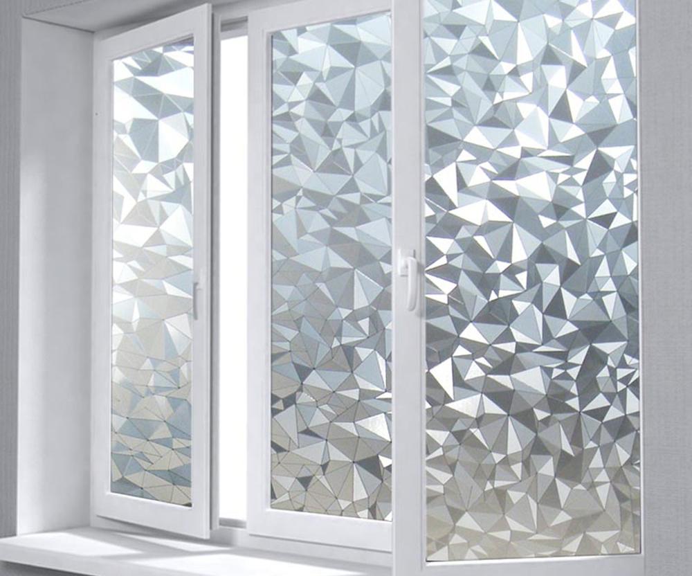 Фото самоклейки на окнах