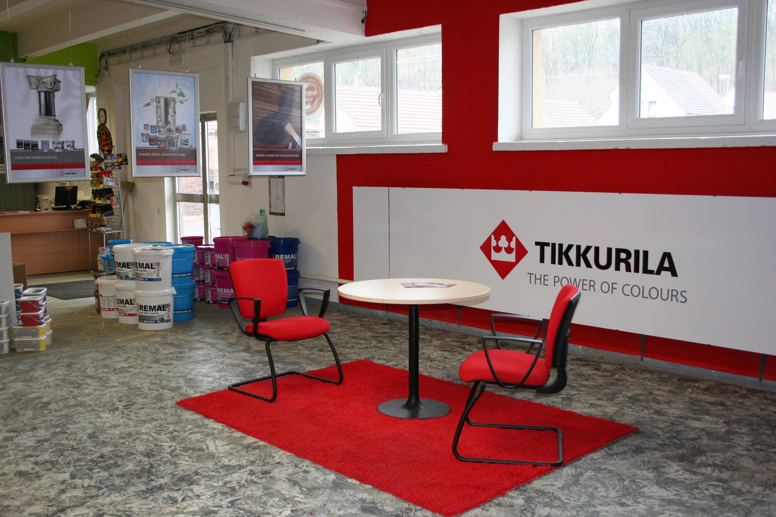 Компания Tikkurila