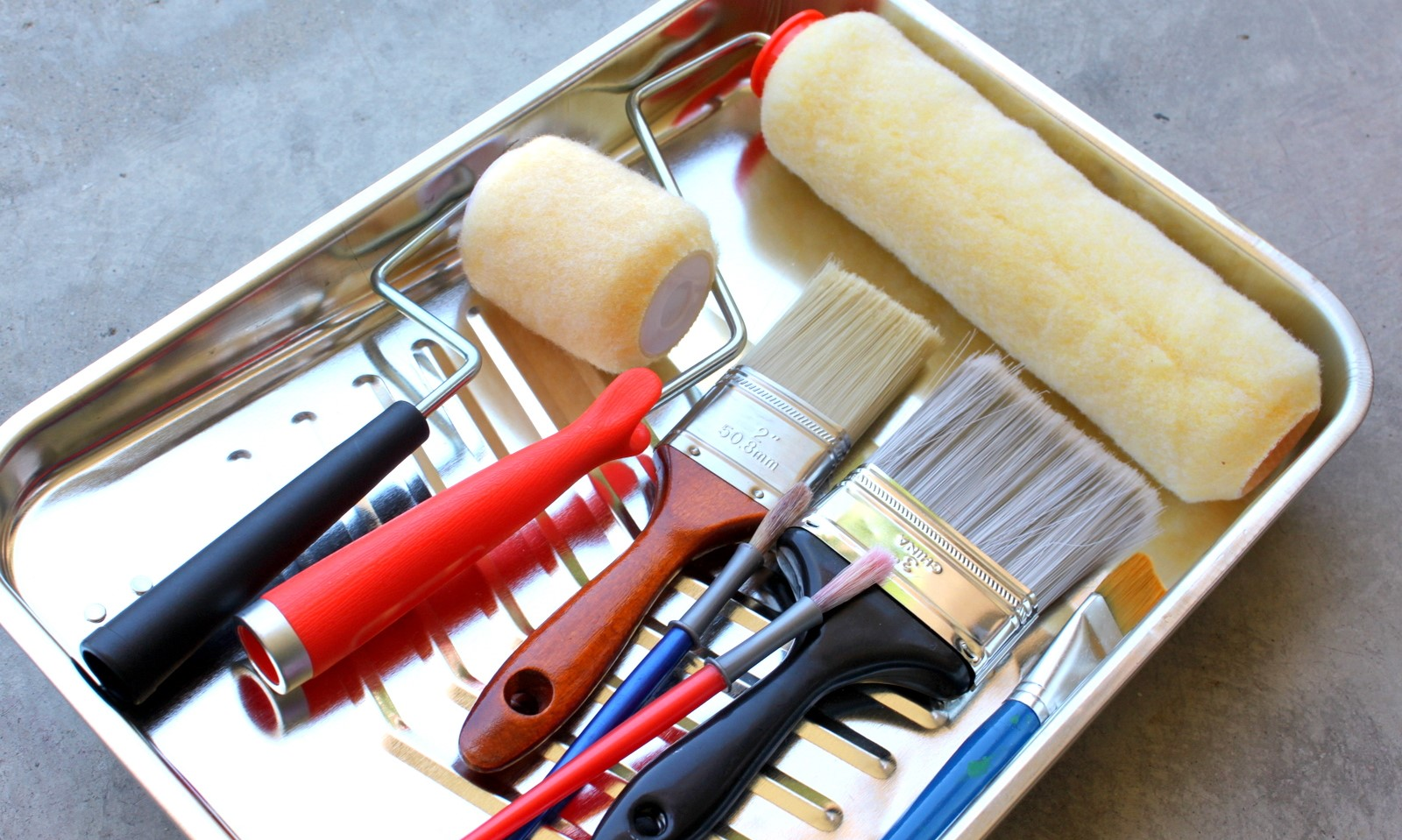 Фото малярных инструментов