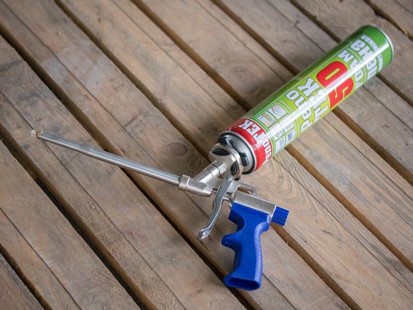 Фото очистителя для пистолета