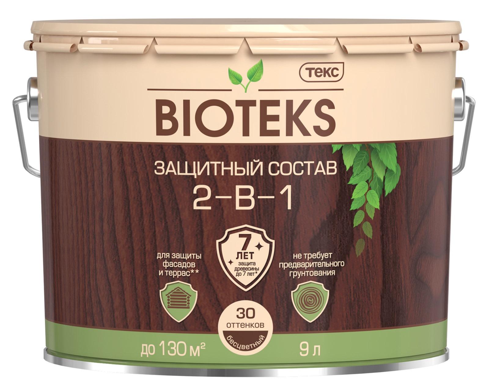 Фото пропитки Биотекс