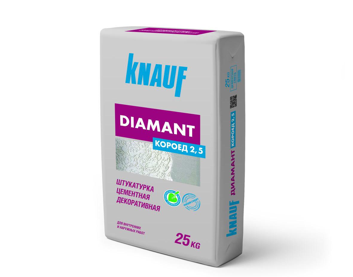 Штукатурка Knauf Diamant