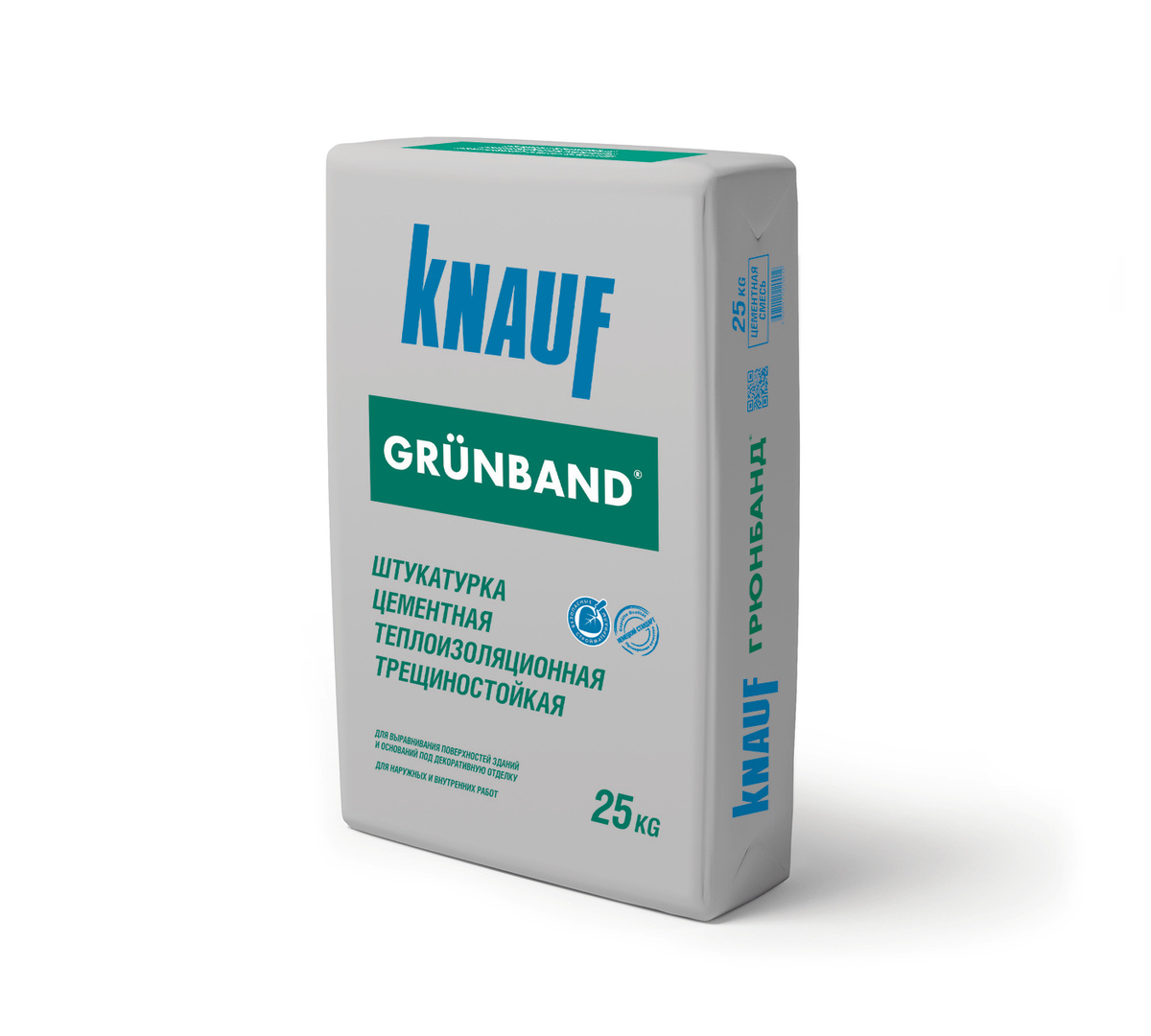 Штукатурка Knauf Gryunband