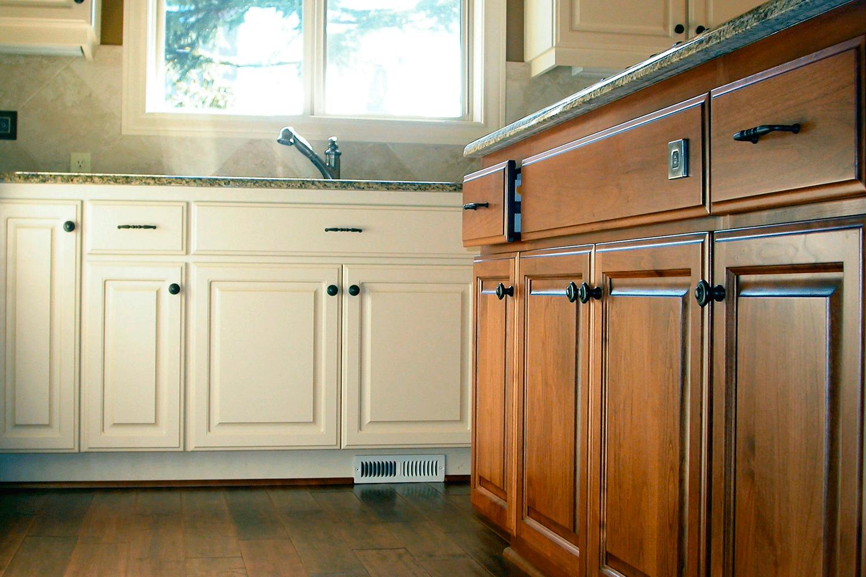 Фото кухонных фасадов