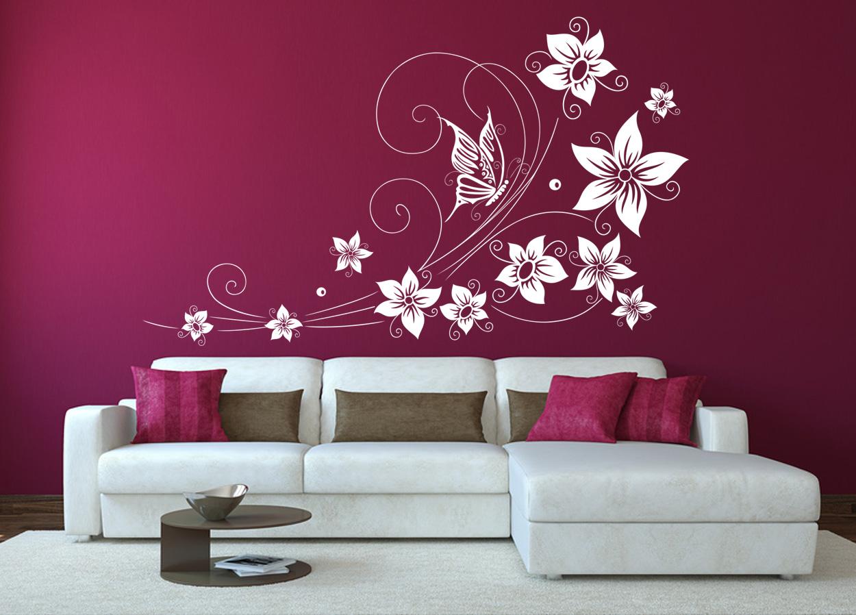 Фото рисунка на стене