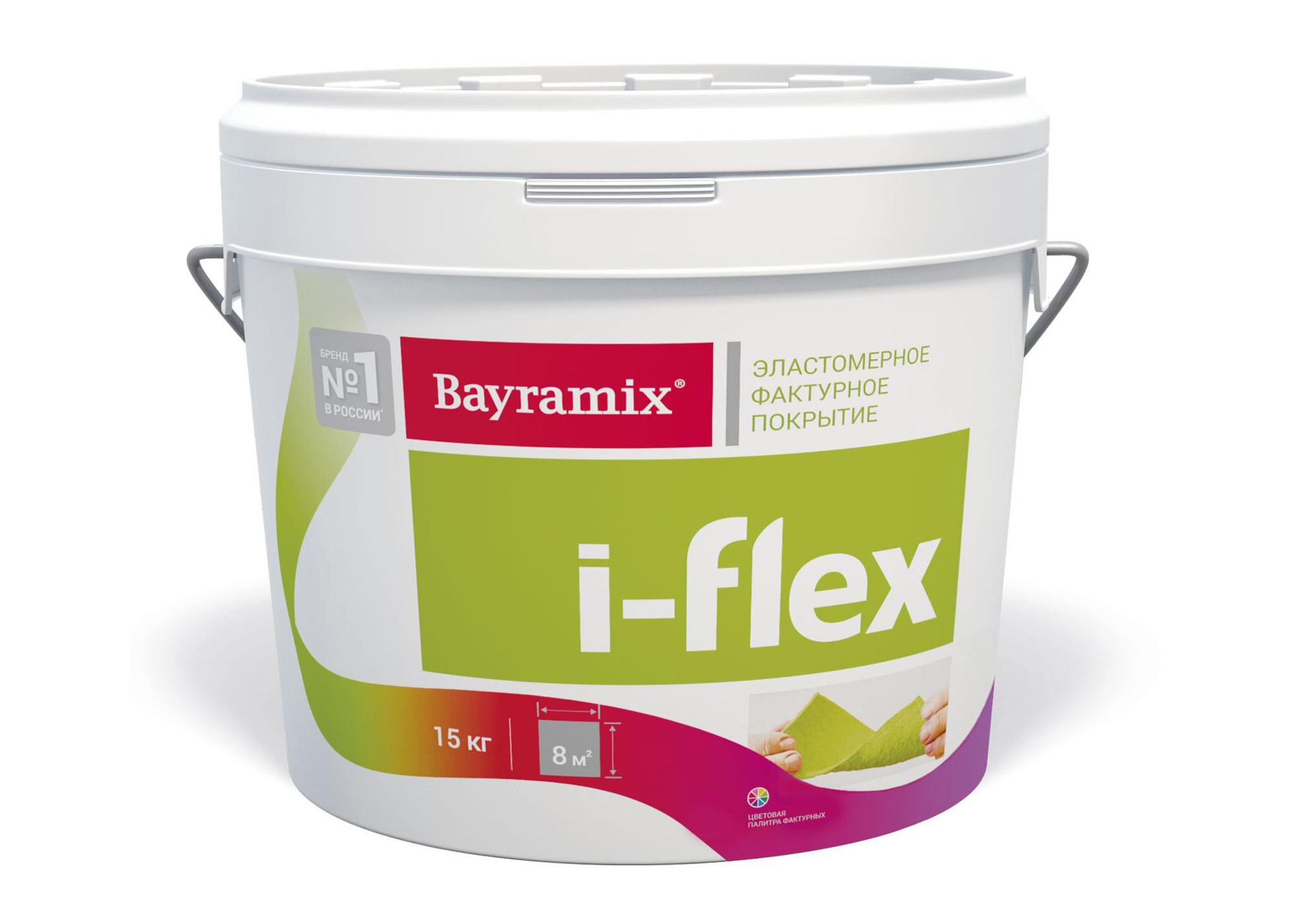 Фактурная штукатурка Bayramix