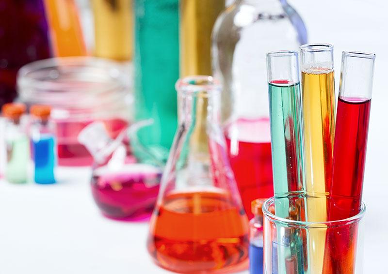 Колбы химические