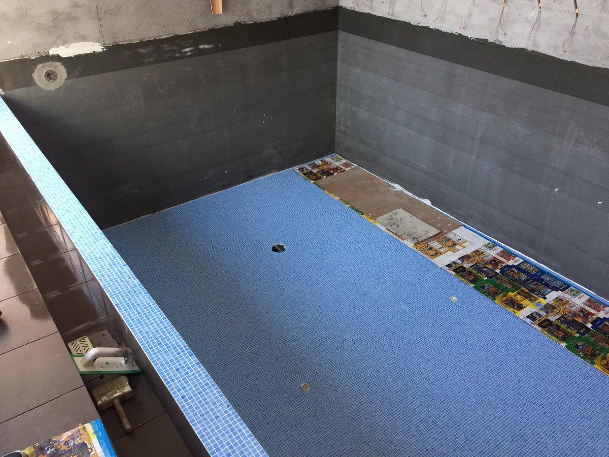 Монтаж плитки