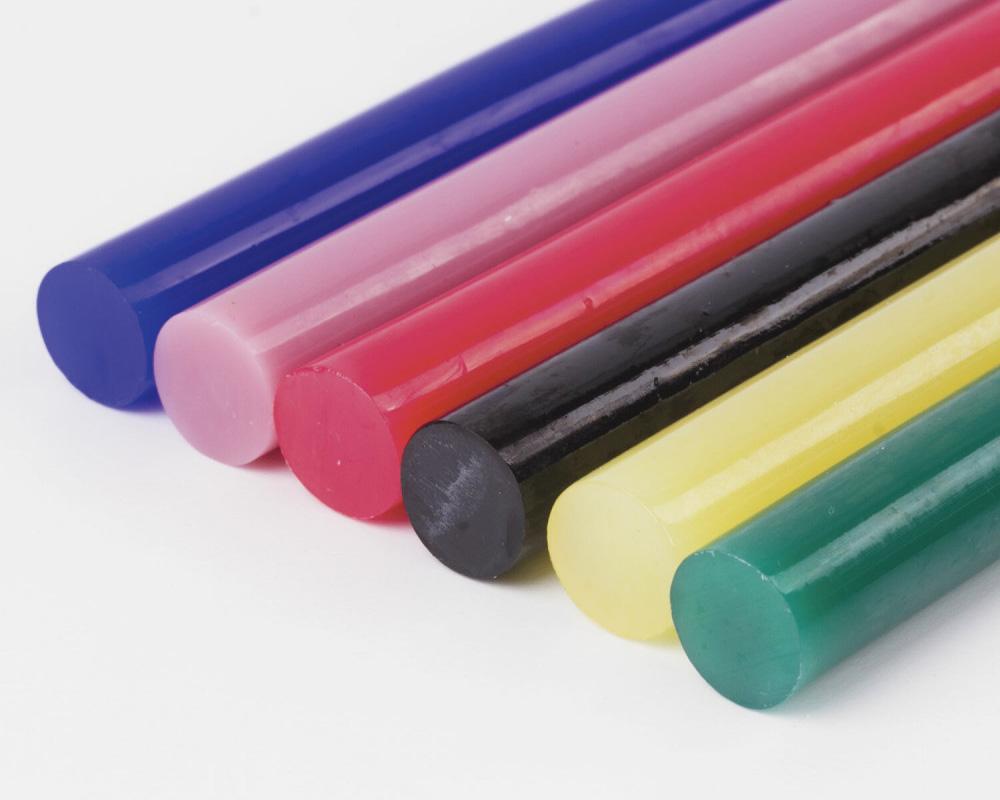 Фото цветных стержней