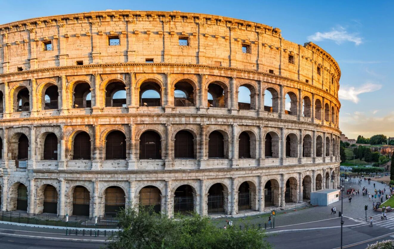 Фото Колизея